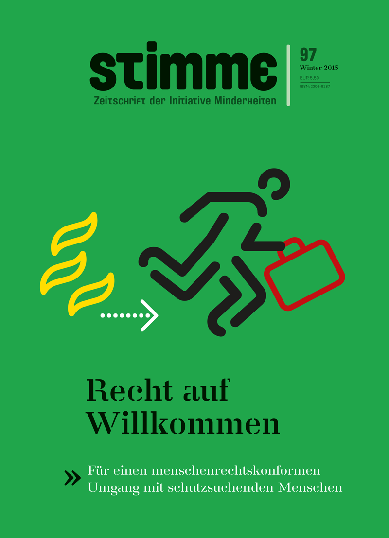 Stimme Cover Nr. 97